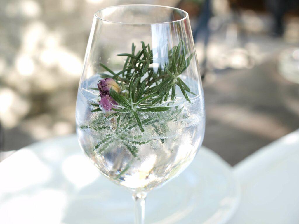 gin spirit tonic alcoholvrij terras zomer bob