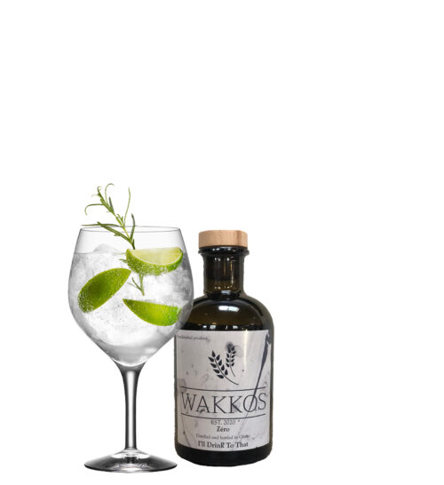 gin alcoholvrij kokos kokosnoot spirit gent