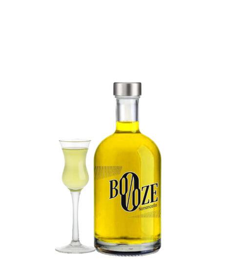 booze alcoholvrij limoncello